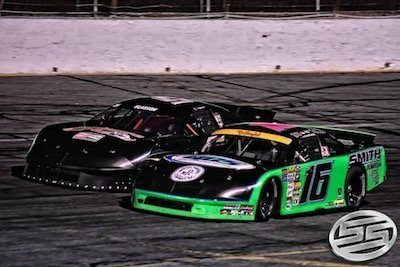 cole glasson hickory late model