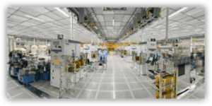 Cleanroom Construction Semiconductor Plant